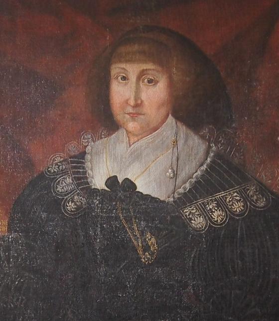 Anonym, Hedwig von Dänemark, 1641, Museum Schloss Lichtenburg