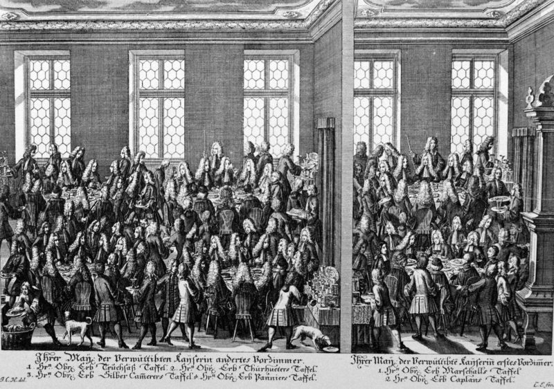 pretty nice cdd88 dfa93 Hofzeremoniell 1500–1800, Teil II: Zeremoniell des ...